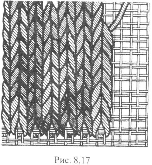 Техника вышивания - Виды стежков - Уроки вышивки крестиком.